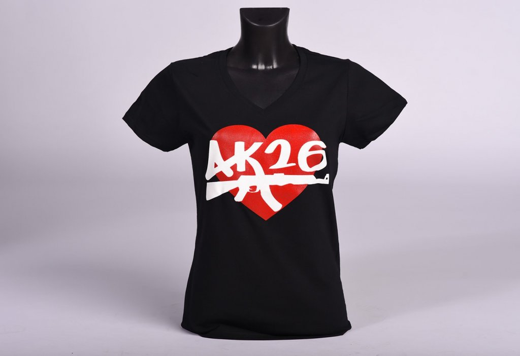 AK26 LOVE WOMEN'S TSHIRT