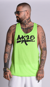 AK26 SUMMER NEON UNISEX TANK TOP