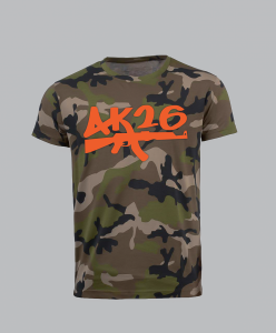 AK26 PACINO EDITION MILITARY T-SHIRT