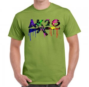 AK26 KIWI TSHIRT | COLORS EDITION